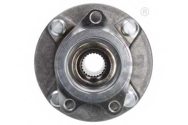 Комплект подшипника ступицы колеса OPTIMAL 961207 - изображение 2