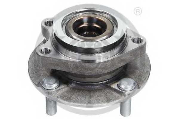 Комплект подшипника ступицы колеса OPTIMAL 961207 - изображение