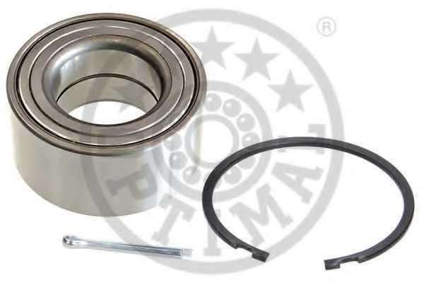 Комплект подшипника ступицы колеса OPTIMAL 961229 - изображение