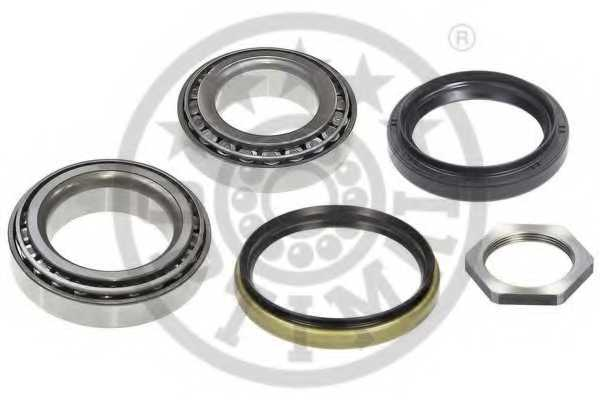 Комплект подшипника ступицы колеса OPTIMAL 961411 - изображение