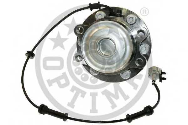 Комплект подшипника ступицы колеса OPTIMAL 961521 - изображение 1