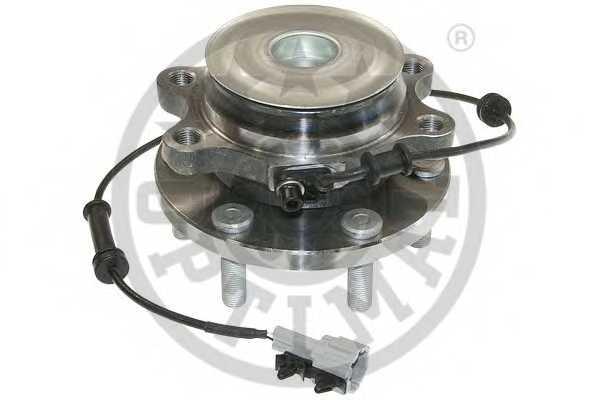Комплект подшипника ступицы колеса OPTIMAL 961521 - изображение