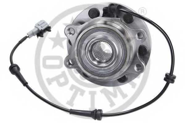 Комплект подшипника ступицы колеса OPTIMAL 961523 - изображение 1