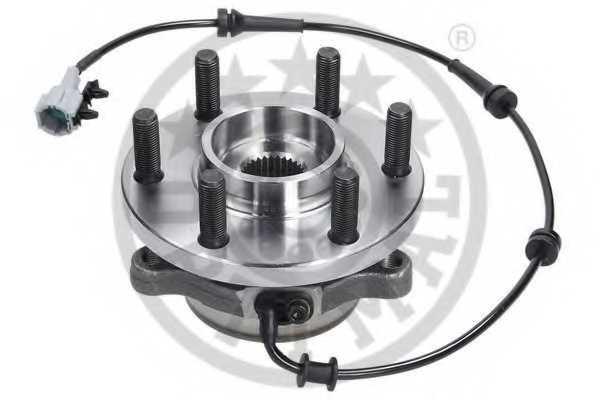 Комплект подшипника ступицы колеса OPTIMAL 961523 - изображение 2