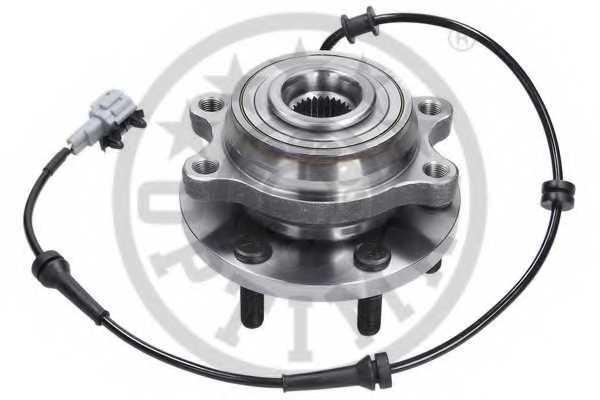 Комплект подшипника ступицы колеса OPTIMAL 961523 - изображение