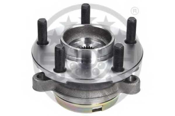 Комплект подшипника ступицы колеса OPTIMAL 961554 - изображение 1