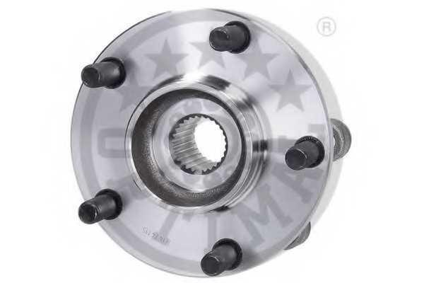 Комплект подшипника ступицы колеса OPTIMAL 961554 - изображение 2