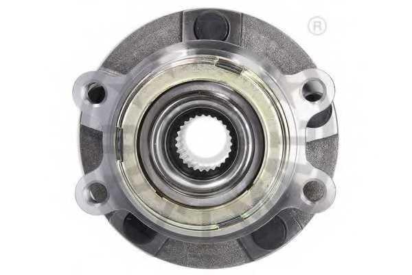Комплект подшипника ступицы колеса OPTIMAL 961554 - изображение 3