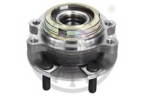 Комплект подшипника ступицы колеса OPTIMAL 961554 - изображение