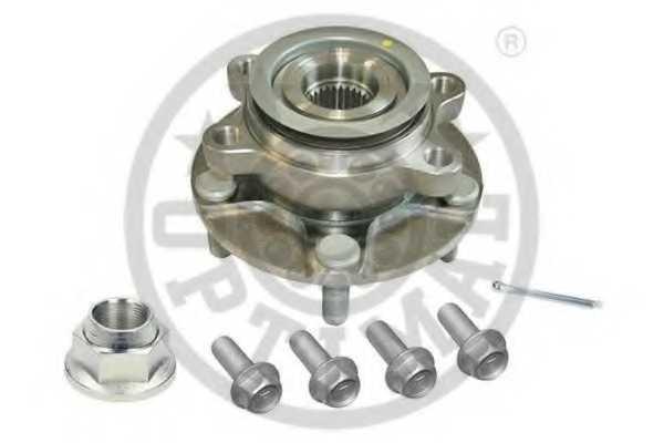 Комплект подшипника ступицы колеса OPTIMAL 961560 - изображение