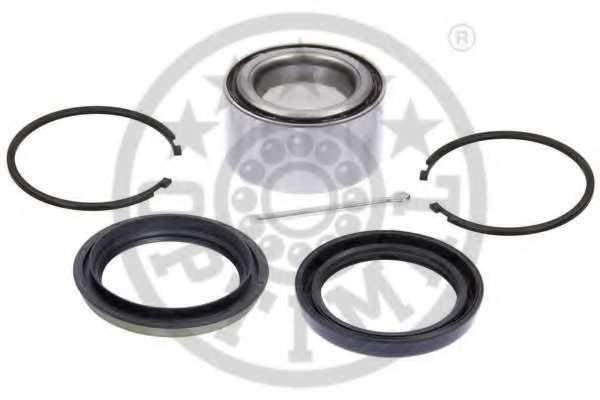 Комплект подшипника ступицы колеса OPTIMAL 961576 - изображение 1