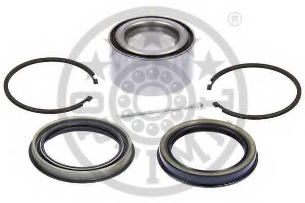 Комплект подшипника ступицы колеса OPTIMAL 961576 - изображение