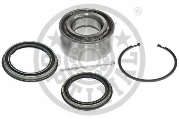 Комплект подшипника ступицы колеса OPTIMAL 961610 - изображение