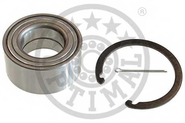 Комплект подшипника ступицы колеса OPTIMAL 961625 - изображение