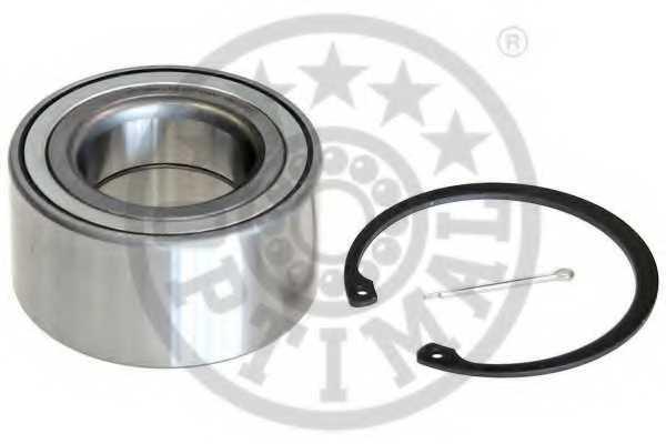 Комплект подшипника ступицы колеса OPTIMAL 961630 - изображение