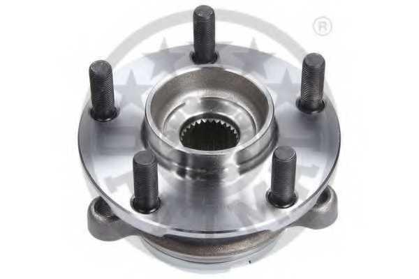 Комплект подшипника ступицы колеса OPTIMAL 961711 - изображение 1