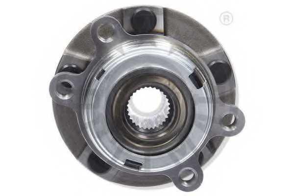 Комплект подшипника ступицы колеса OPTIMAL 961711 - изображение 2