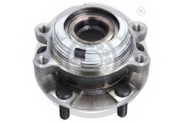Комплект подшипника ступицы колеса OPTIMAL 961711 - изображение