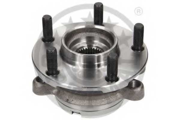 Комплект подшипника ступицы колеса OPTIMAL 961713 - изображение 1