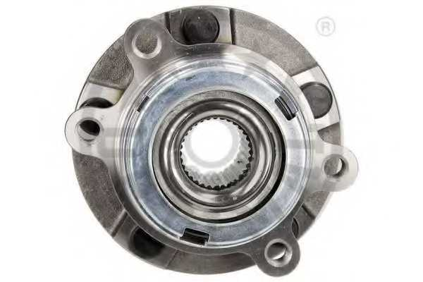 Комплект подшипника ступицы колеса OPTIMAL 961713 - изображение 2