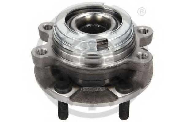 Комплект подшипника ступицы колеса OPTIMAL 961713 - изображение