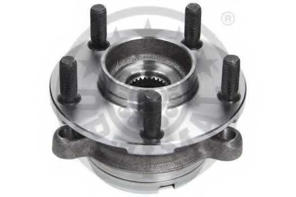 Комплект подшипника ступицы колеса OPTIMAL 961715 - изображение 1