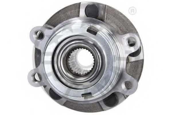Комплект подшипника ступицы колеса OPTIMAL 961715 - изображение 2