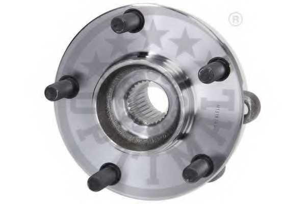 Комплект подшипника ступицы колеса OPTIMAL 961715 - изображение 3