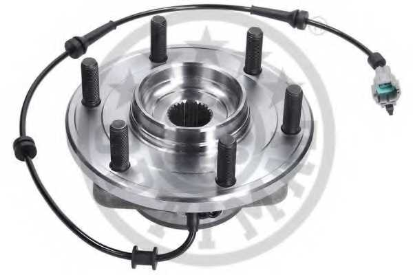 Комплект подшипника ступицы колеса OPTIMAL 961721 - изображение 1