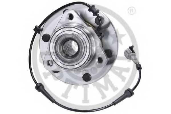 Комплект подшипника ступицы колеса OPTIMAL 961721 - изображение 2