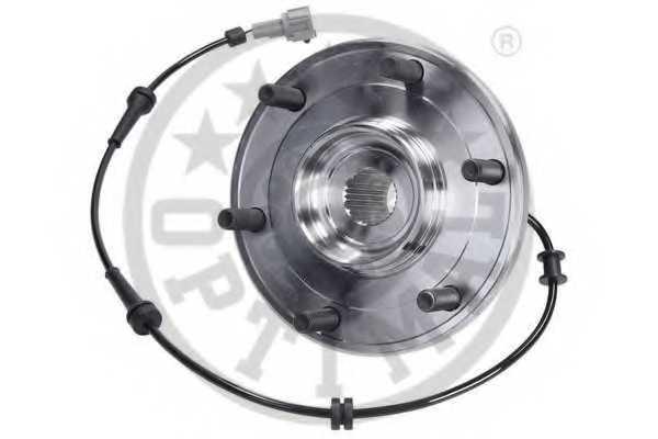 Комплект подшипника ступицы колеса OPTIMAL 961721 - изображение 3
