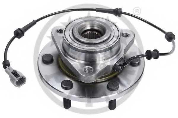 Комплект подшипника ступицы колеса OPTIMAL 961721 - изображение