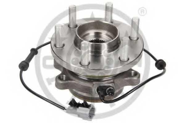 Комплект подшипника ступицы колеса OPTIMAL 961728 - изображение 1
