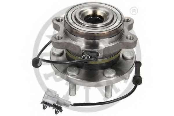 Комплект подшипника ступицы колеса OPTIMAL 961728 - изображение
