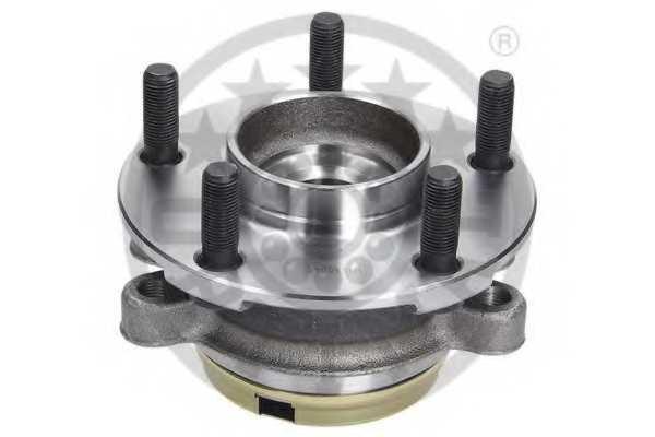 Комплект подшипника ступицы колеса OPTIMAL 961743 - изображение 1