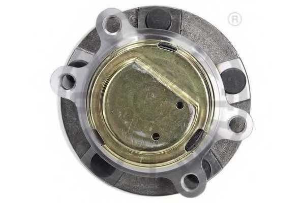 Комплект подшипника ступицы колеса OPTIMAL 961743 - изображение 2