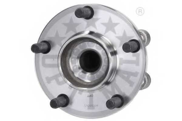 Комплект подшипника ступицы колеса OPTIMAL 961743 - изображение 3
