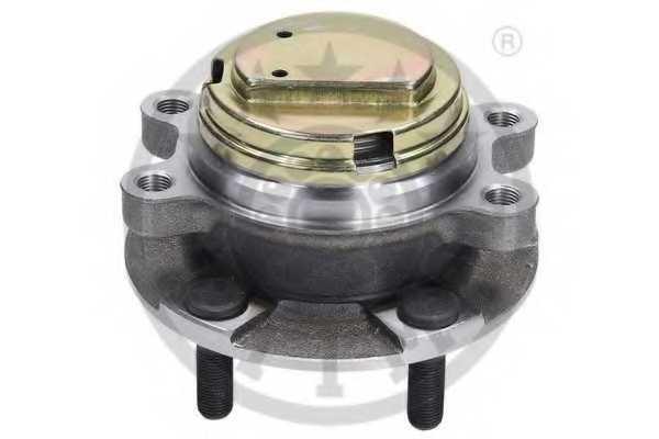 Комплект подшипника ступицы колеса OPTIMAL 961743 - изображение