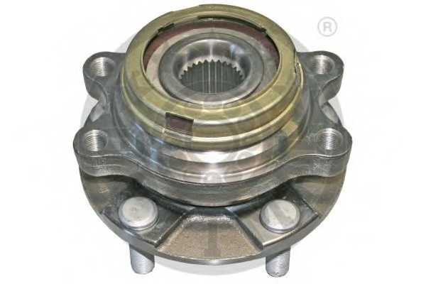 Комплект подшипника ступицы колеса OPTIMAL 961819 - изображение