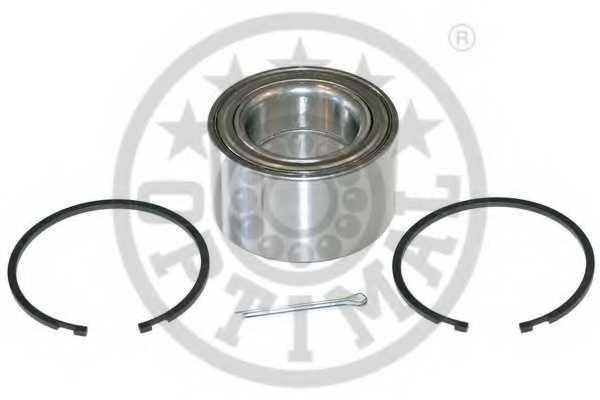 Комплект подшипника ступицы колеса OPTIMAL 961900 - изображение