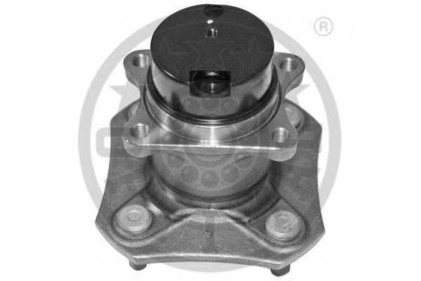Комплект подшипника ступицы колеса OPTIMAL 962206 - изображение