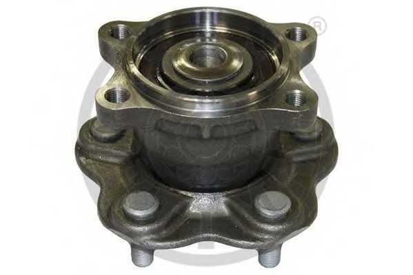 Комплект подшипника ступицы колеса OPTIMAL 962208 - изображение