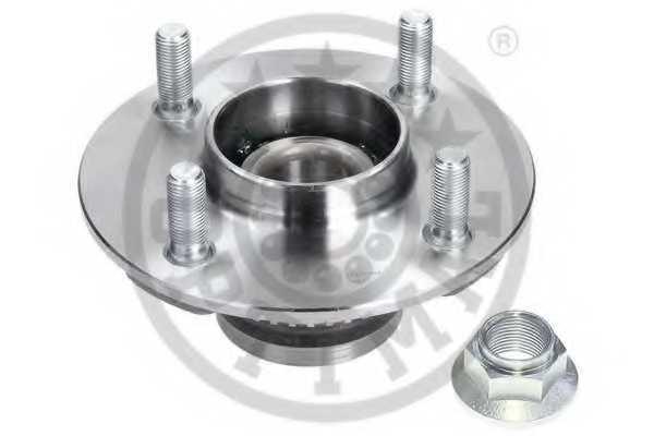 Комплект подшипника ступицы колеса OPTIMAL 962230 - изображение 1