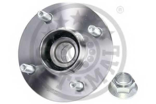 Комплект подшипника ступицы колеса OPTIMAL 962230 - изображение 2