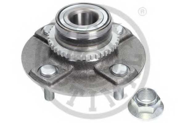 Комплект подшипника ступицы колеса OPTIMAL 962230 - изображение