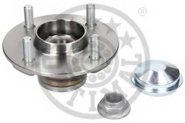 Комплект подшипника ступицы колеса OPTIMAL 962232 - изображение 1