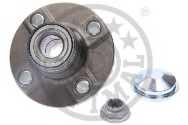 Комплект подшипника ступицы колеса OPTIMAL 962232 - изображение 2