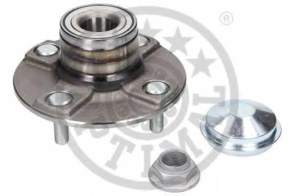 Комплект подшипника ступицы колеса OPTIMAL 962232 - изображение
