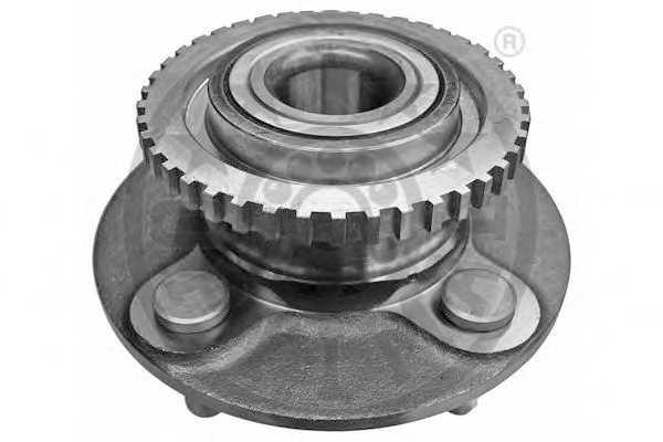 Комплект подшипника ступицы колеса OPTIMAL 962241 - изображение