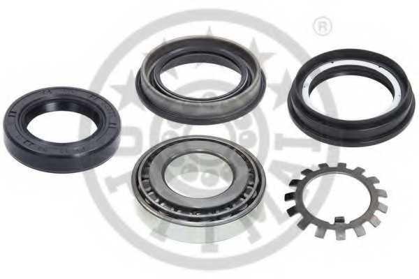 Комплект подшипника ступицы колеса OPTIMAL 962435 - изображение